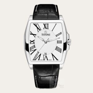 TITONI Wallstreet Men Watch 83727 S-ST-314