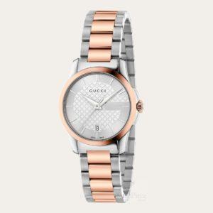 GUCCI G-Timeless Ladies Watch YA126528